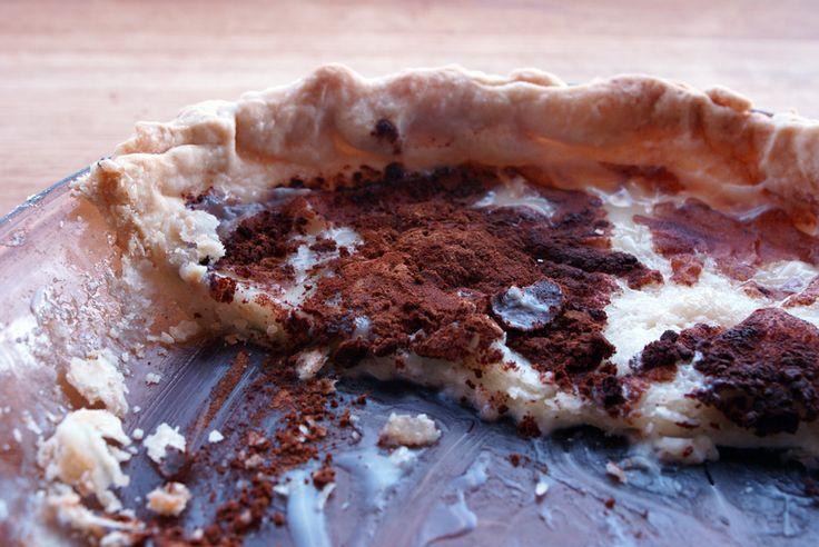 Cinnamon Pie | Recipe