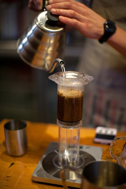 Inverted Aeropress Coffee Makers & Pots Pinterest