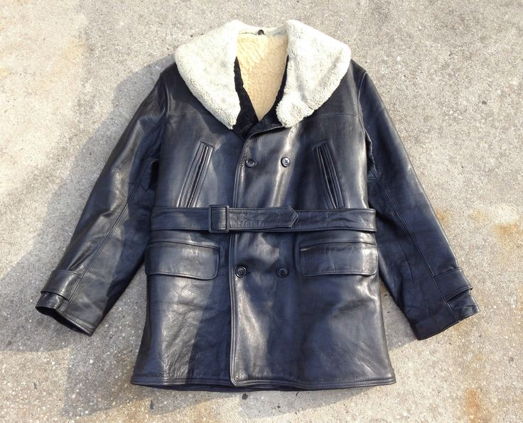 Hercules 1940 s barnstormer vintage leather jackets and accessorie