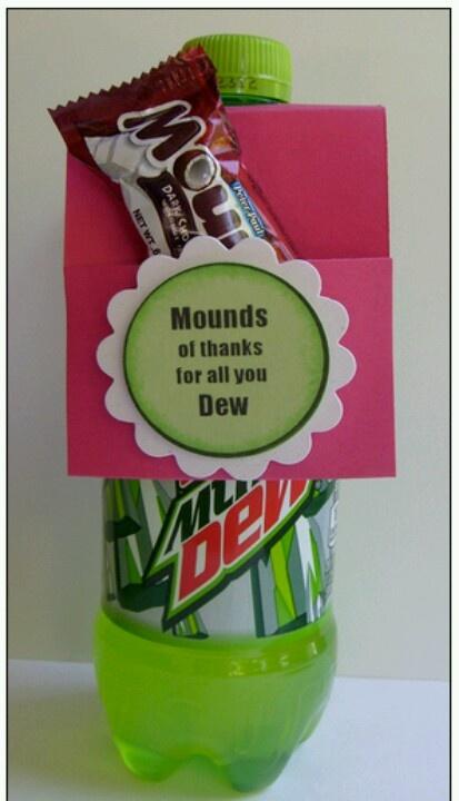 Thank You Gift Ideas DIY