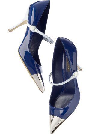 Louis Vuitton blue passion