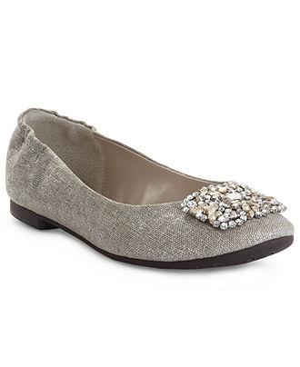 Adrienne Vittadini Shoes, Sapphire Flats - Flats - Shoes - Macy's