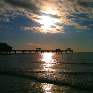 Clearwater sunset :)