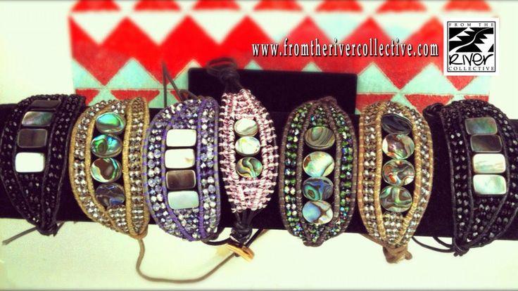 Bracelets, Nisha Supahan (Karuk)