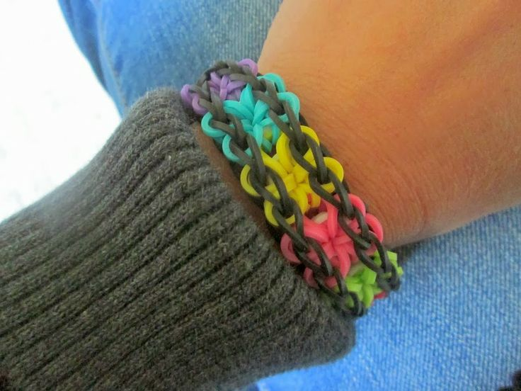 rainbow loom ideas - Google Search | Rainbow Loom Ideas~Sophie - Emma ...