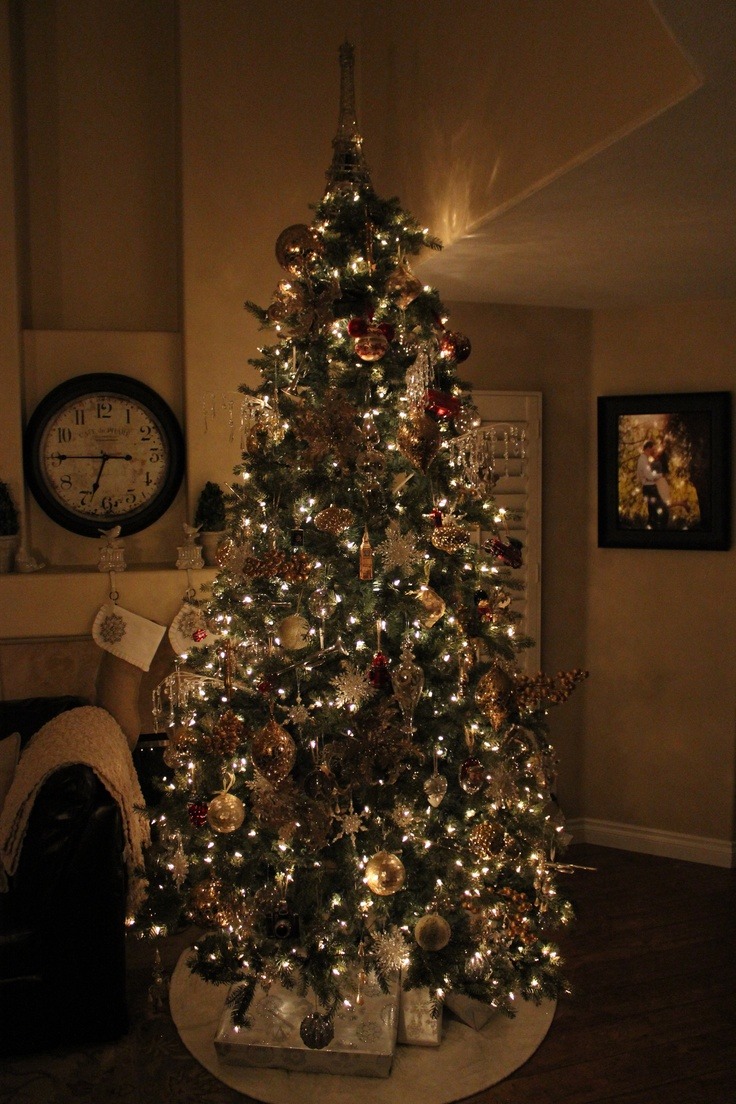 Our christmas tree holiday decor pinterest