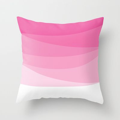 Rose Throw Pillow by Deadly Designer