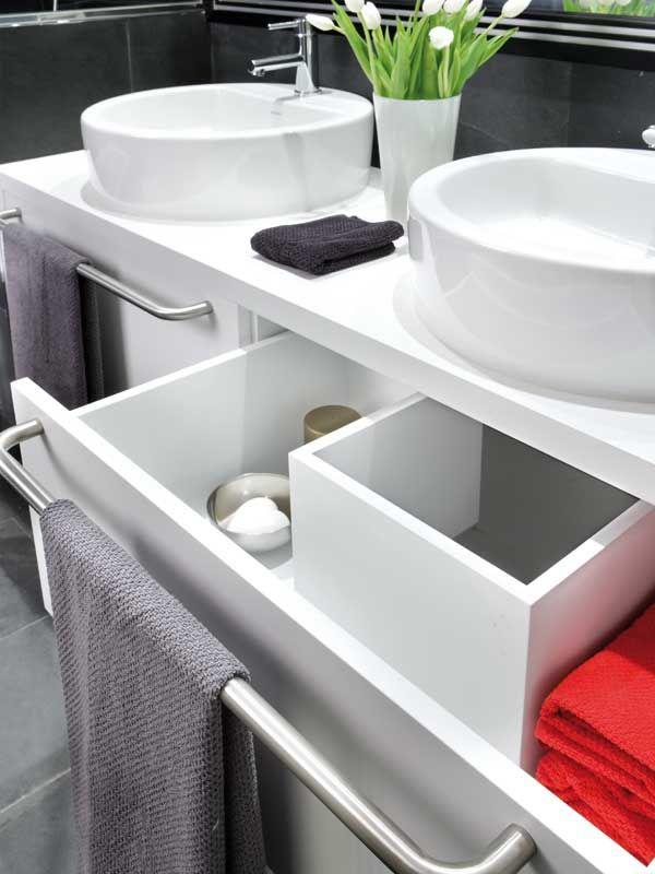 Decoracion Baños Actuales:Un baño con revestimentos actuales – Banos – Decoracion interiores