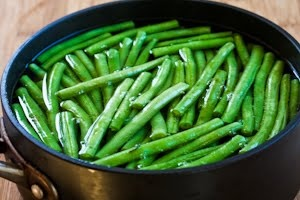 Lemony Green Beans (Green Beans with Lemon Juice and Lemon Zest) | Re ...