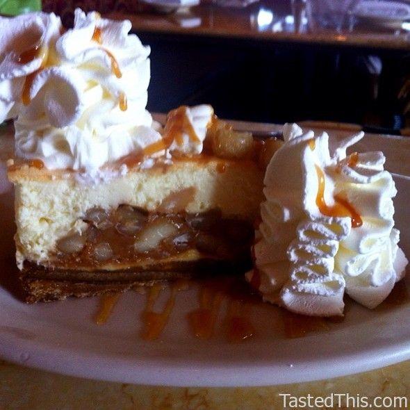 White Chocolate Caramel Macadamia Nut Cheesecake - http://www ...