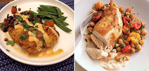 Paprika roast chicken http://www.bonappetit.com/recipe/roast-chicken ...