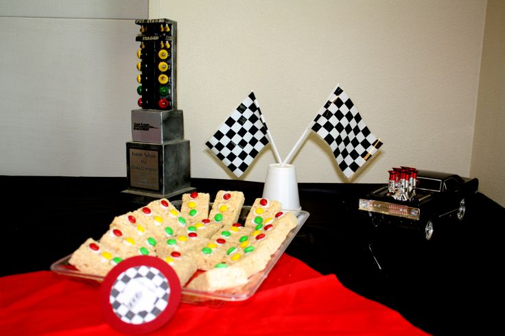 Baby Shower Themes Cars ~ Race car themed baby shower things i did from pinterest