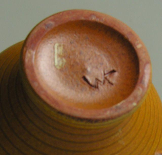 W Germany Pottery Marks