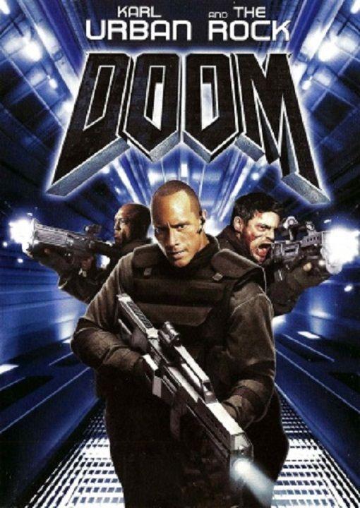 Doom (2005) | Dwayne Johnson