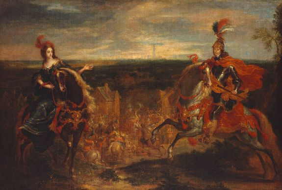 william of orange war with france