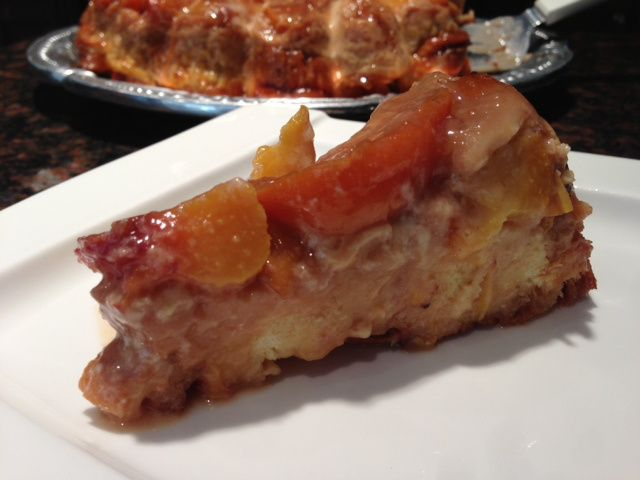 Peach French Toast Casserole | Fast Easy and Yummy Recipes | Pinterest