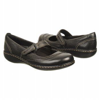 Clarks Women's Ashland Avenue Shoe - Good Work Shoes maybe