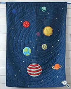 solar system baby bedding - photo #21