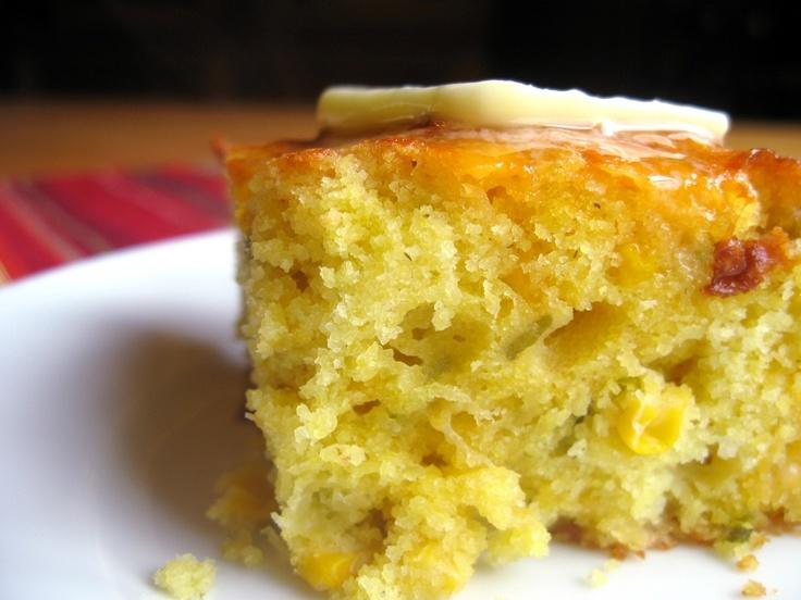 Jalapeno Cheese Cornbread | Cornbread | Pinterest