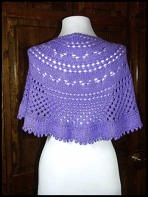 Pin by Rita Miller on My Knit & Crocheted Lace Shawls ...