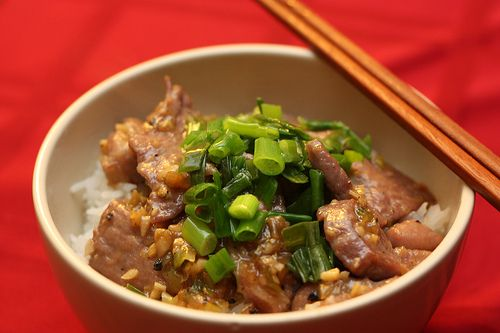 Vietnamese Grilled Pork (Thit Heo Nuong) | Cooking Vietnamese | Pinte ...