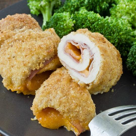 Italian Chicken Roll-Ups Recipe Taste of Home