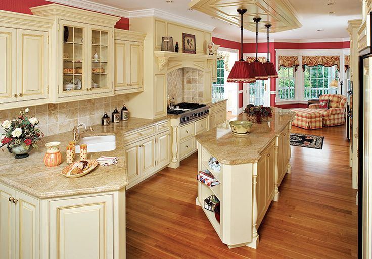 Country Kitchen From The Arbordale Plan 452 Http Www