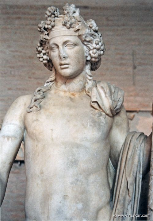 DIONYSUS | Mythology | Pinterest