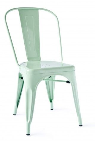 Marais A Side Chair Color Crush Mint To Teal Pinterest