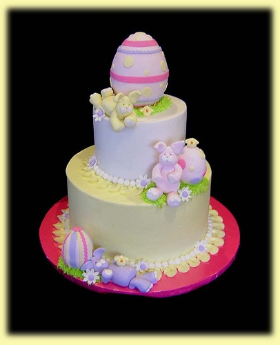 Easter cake - might be the one ;) Camilla
