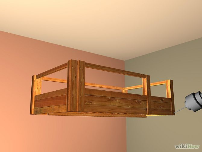 How to build a loft bed for How to build a loft