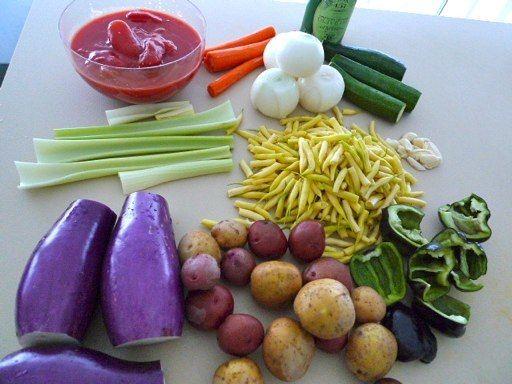 Italian vegetable stew | Foodie | Pinterest