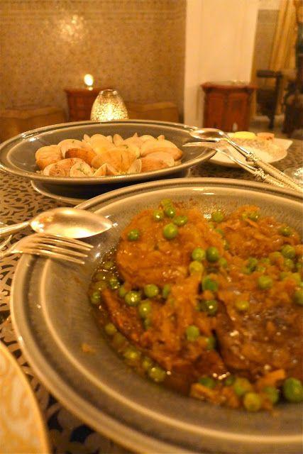 Travel  La grande Table Marocaine restaurant at the Royal Mansour