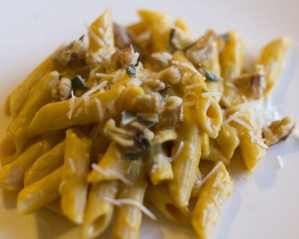 Butternut squash pasta sauce | Vegetarian Yumminess | Pinterest