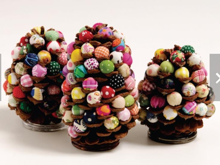 Pi as decoradas pi as pinterest - Pinas decoradas para navidad ...