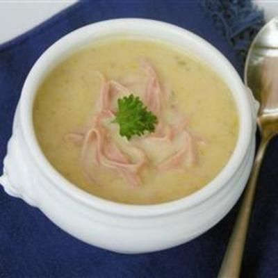 German Leek and Potato Soup | Recipes | Pinterest