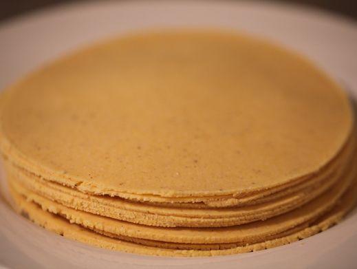 homemade corn tortillas - no additives! | Favorite Recipes | Pinterest