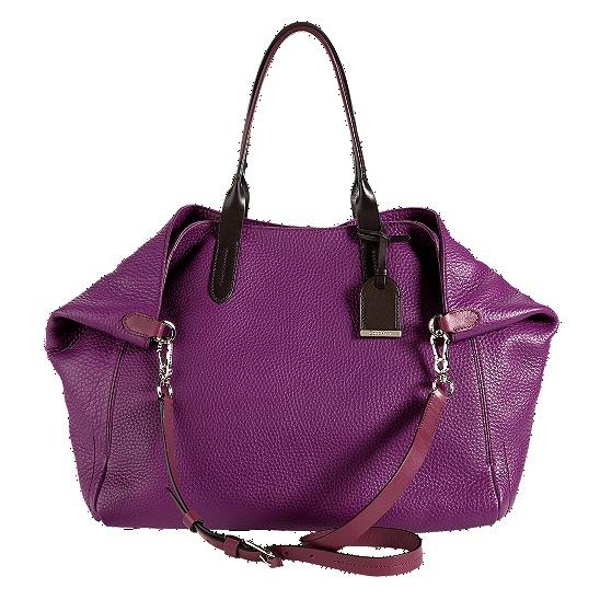 Crosby Shopper - Purple Women's Handbag