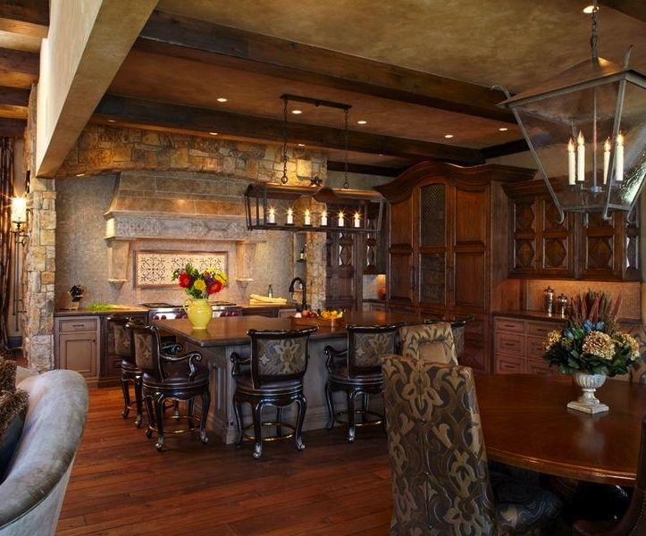 old world kitchens pinterest. Black Bedroom Furniture Sets. Home Design Ideas
