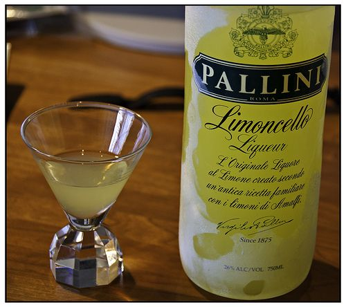 Pallini is the best state-side limoncello - but remember to freeze ...