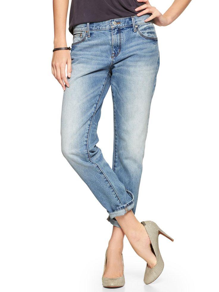 Gap boyfriend jeans | just a summer day | Pinterest