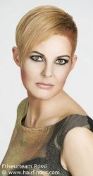 Clipper Cuts For Women | Short Hairstyle 2013