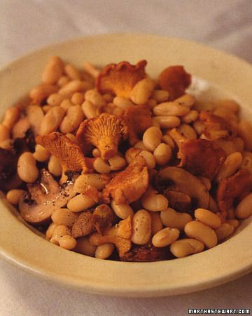 White Bean and Mushroom Ragout | Recipe