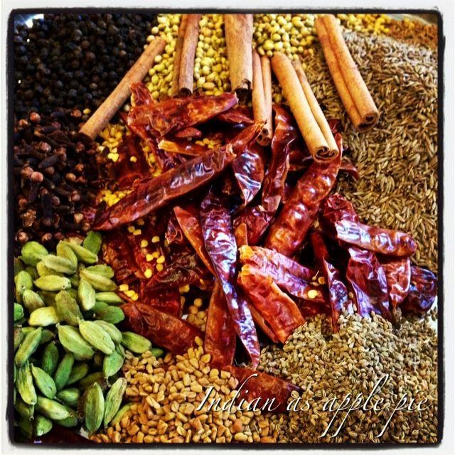 Tandoori Masala | Indian Recipes - Vegan and Vegetarian | Pinterest