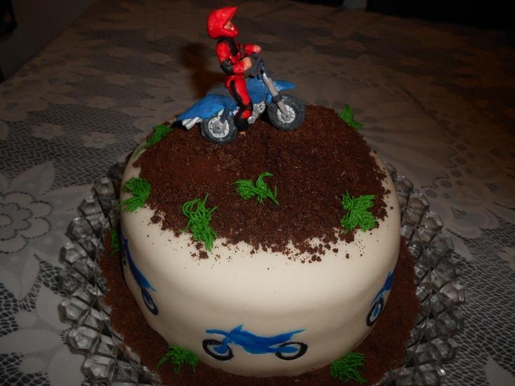 Cool Dirt Cake Ideas 58564 Dirt Bike Cake Cake Decorating