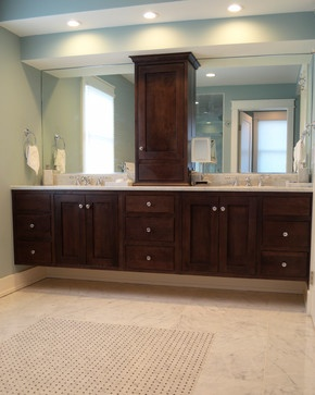 Master Bathroom Vanities Design, Pictures, Remodel, Decor and Ideas