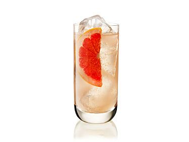 Grapefruit gin fizz... THIS is what I want out of a summer drink!