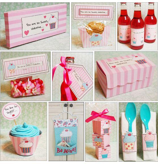 valentine day ideas | Valentines Printable 2 | Pinterest