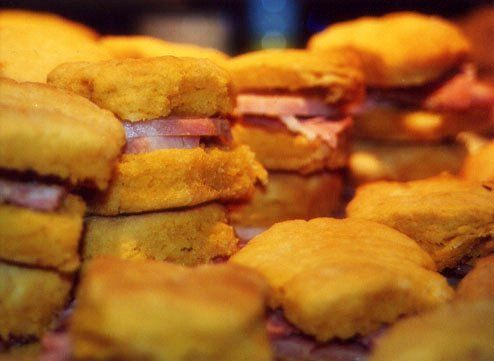Sweet Potato Biscuits | Amy's Food Fun -- Breads and Crackers | Pinte ...