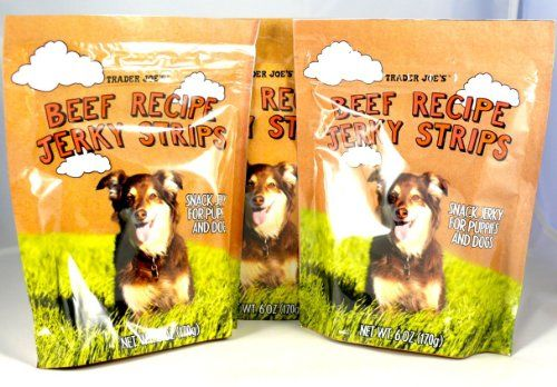 What Is In Trader Joe S Beef Jerky Dog Treats